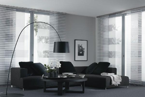 fl chenvorh nge f r ihre fenster und ihr b ro raumausstatter wolfgang und daniel m ller. Black Bedroom Furniture Sets. Home Design Ideas