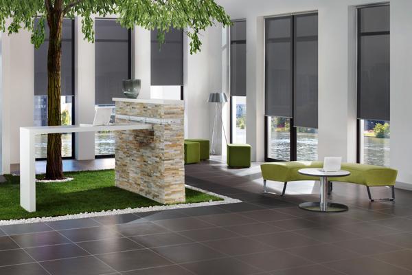 eROLLO´s sind auch für Hotels und öffentliche Räume perfekt geeignet